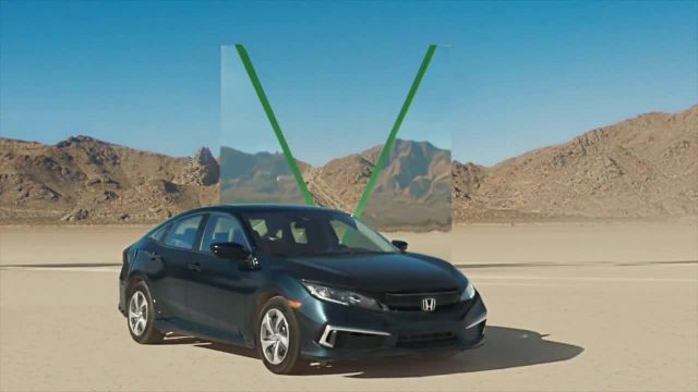 Honda Civic TV Commercial Ad 2021, The Road Before You