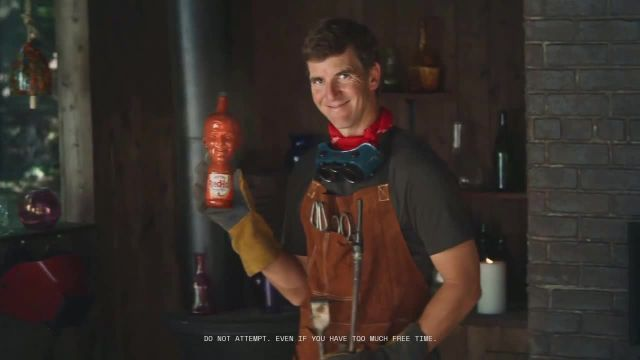 Frank's RedHot TV Commercial Ad 2021, Free Time' Featuring Eli Manning