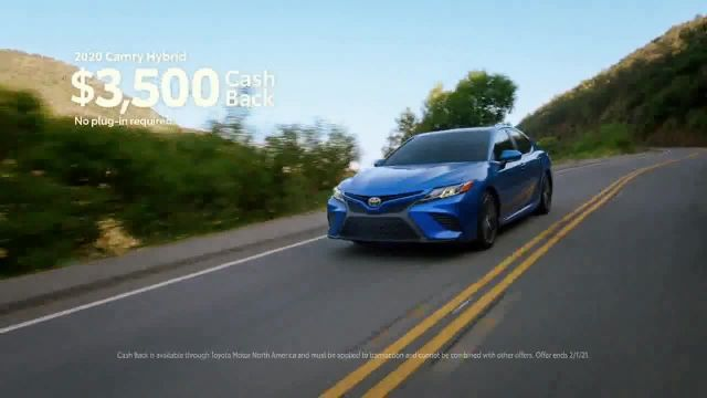 Toyota TV Commercial Ad 2021, New Year's- A Whole New Look