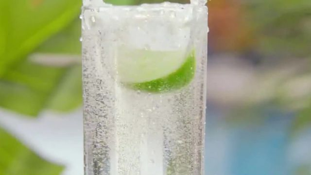Corona Hard Seltzer Tropical Lime TV Commercial Ad 2021, Beach Vibes' Song by Pete Rodriguez