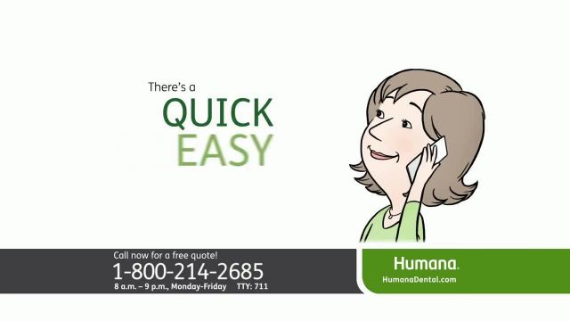 Humana TV Commercial Ad 2021, Affordable Dental Insurance With the Coverage You Need