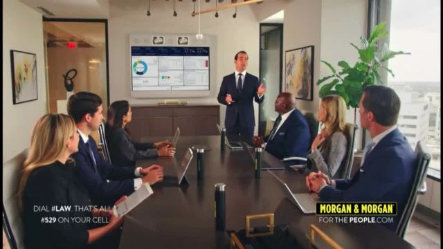 Morgan & Morgan Law Firm TV Commercial Ad 2021, What's Important to Know