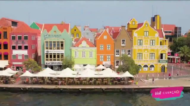 Visit Curacao TV Commercial Ad 2021, Get Back to Life