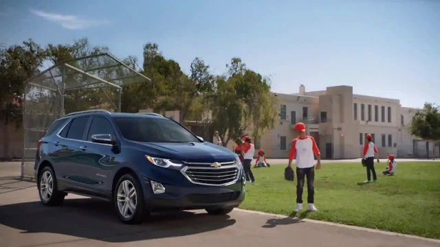 2020 Chevrolet Equinox TV Commercial Ad 2021, Most Important