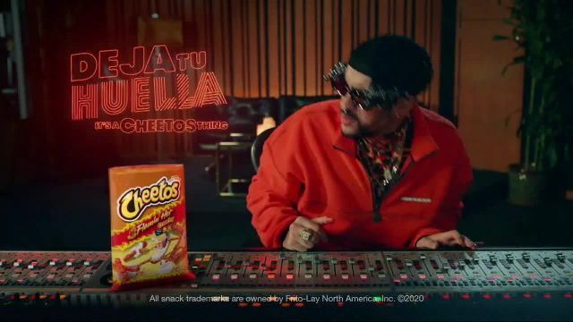 Cheetos Flamin' Hot TV Commercial Ad 2021, Flamin' Hot Collaboration' Featuring Bad B