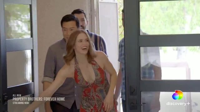 Discovery+ TV Commercial Ad 2021, Property Brothers- Forever Home