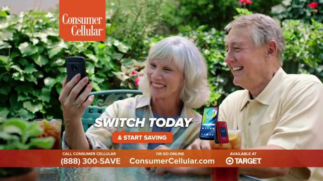 Consumer Cellular TV Commercial Ad 2021, Toast to 2020- Folks