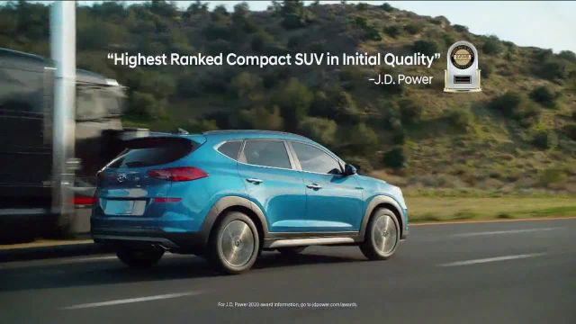 2021 Hyundai Tucson TV Commercial Ad 2021, Little Accidents