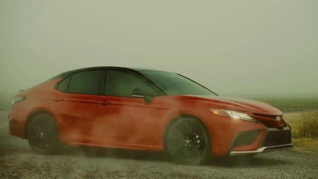 2021 Toyota Camry TV Commercial Ad 2021, Speaks for Itself