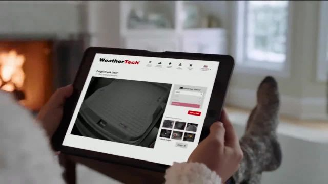 WeatherTech TV Commercial Ad 2021, Conquering the Cold