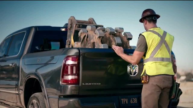 Ram Trucks Start Something New Sales Event TV Commercial Ad 2021, Never Been Done Before' Song