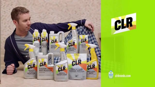 CLR TV Commercial Ad 2021, Mold & Mildew Fight