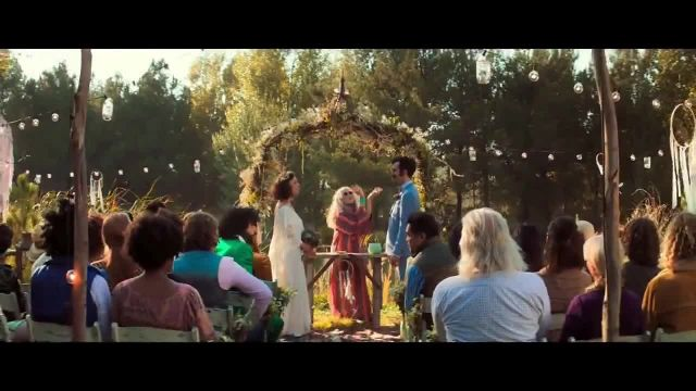 Zelle TV Commercial Ad 2021, How Money Moves- Wedding Weekend' Featuring Daveed Diggs