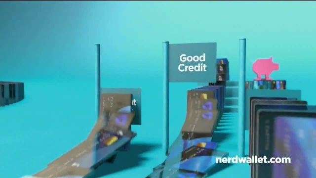 NerdWallet TV Commercial Ad 2021, Find the Card That's Right for You