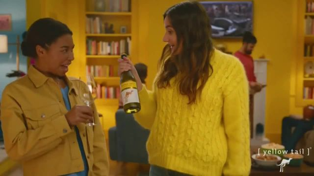 Yellow Tail TV Commercial Ad 2021, Hello, Big Game!