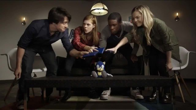 Sonic Boom- Shattered Crystal TV Commercial Ad 2021, Cartoon Network