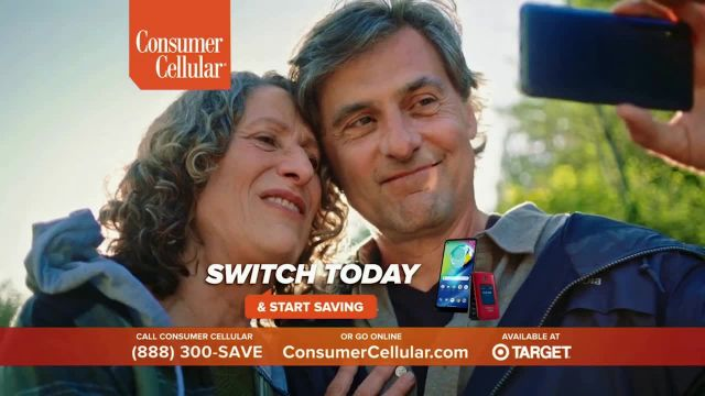 Consumer Cellular TV Commercial Ad 2021, Toast to 2020- Flexible Plans