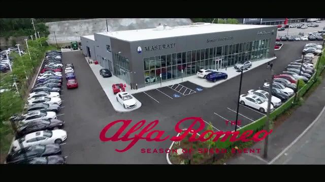 Alfa Romeo Season of Speed Event TV Commercial Ad 2021, Type A- Stelvio' Featuring Alexander Sk