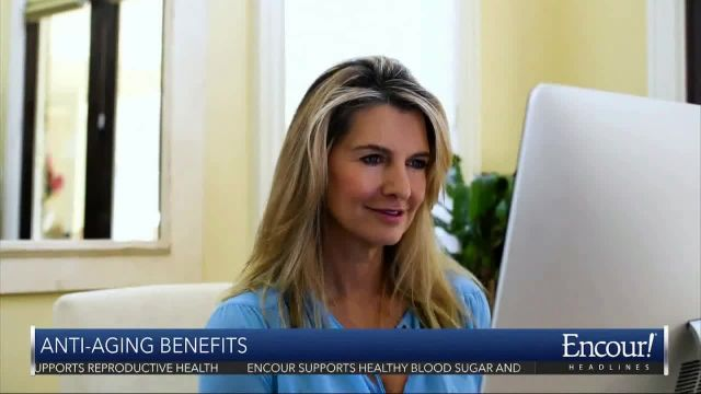 YourEncour TV Commercial Ad 2021, Anti-Aging Benefits