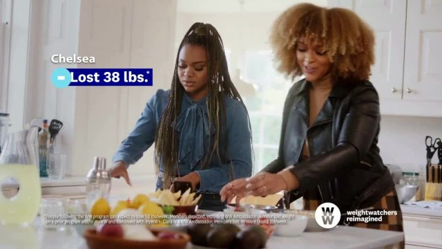 myWW+ TV Commercial Ad 2021, More Ciara- Three Months Free Until Spring' Featuring Ciara