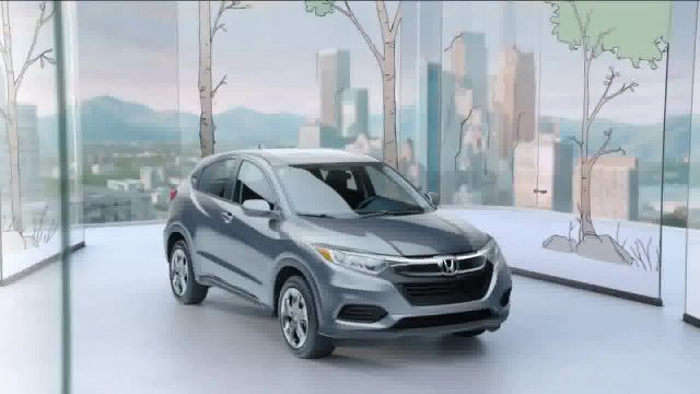 Honda HR-V TV Commercial Ad 2021, City Living & Outdoor Adventure