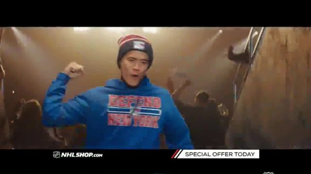NHL Shop TV Commercial Ad 2021, Gearing Up for the Holidays