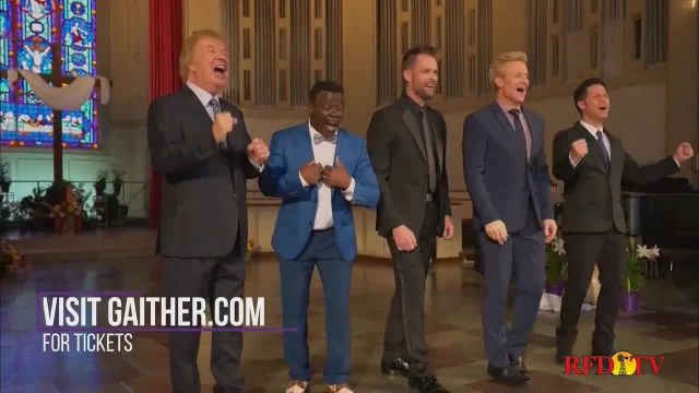 Gaither Vocal Band Good Things Take Time Tour TV Commercial Ad 2021, Coming to a City Near You