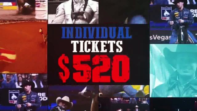 Wrangler National Finals Rodeo TV Commercial Ad 2021, Cowboy Channel- VIP Experience