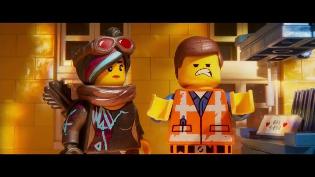 The LEGO Movie 2- The Second Part TV Movie Trailer