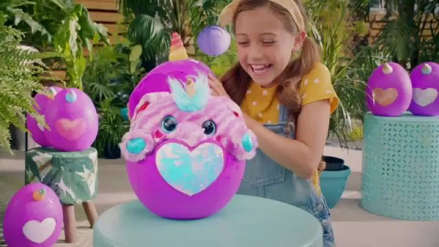 Rainbocorns Wild Heart Surprise TV Commercial Ad 2021, Which One Will YOU Get-