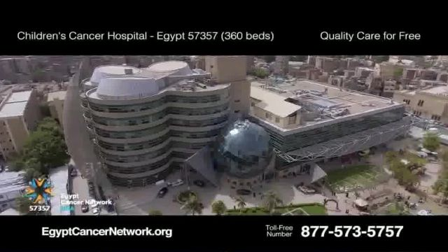 Egypt Cancer Network TV Commercial Ad 2021, Pyramid