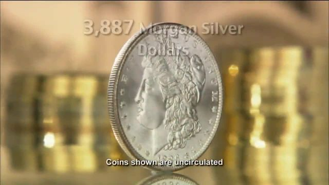 National Collector's Mint TV Commercial Ad 2021, Morgan Silver Dollar- Silver Prices