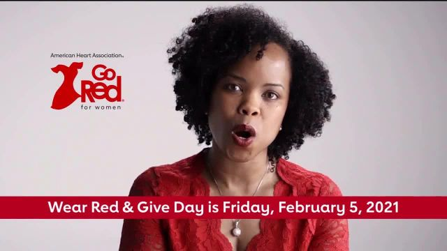 American Heart Association TV Commercial Ad 2021, Go Red- Stacy Ann Walker