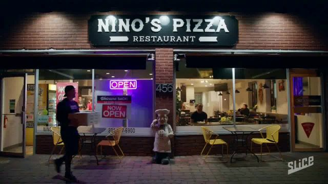Slice TV Commercial Ad 2021, Keep Local Pizza Thriving With Slice