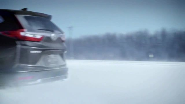 Honda CR-V TV Commercial Ad 2021, Proving Ground