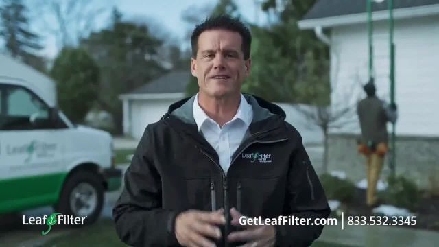 LeafFilter TV Commercial Ad 2021, Always Working- $100 Off