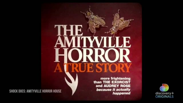 Discovery+ TV Commercial Ad 2021, Shock Docs- Amityville Horror House