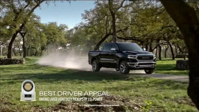 Ram Trucks TV Commercial Ad 2021, Like Never Before' Song by Foo Fighters