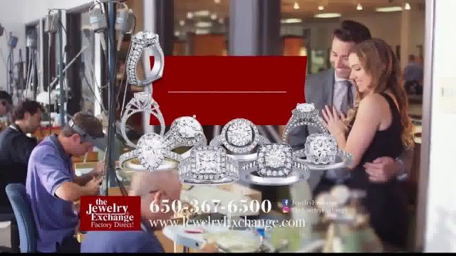Jewelry Exchange TV Commercial Ad 2021, Mother's Day Jewelry Sale- Redwood City