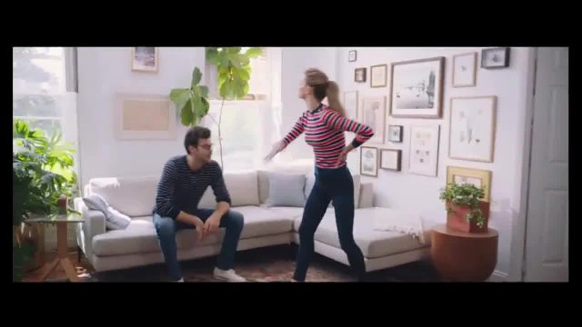 Warby Parker Home Try-On TV Commercial Ad 2021, Happy Dance