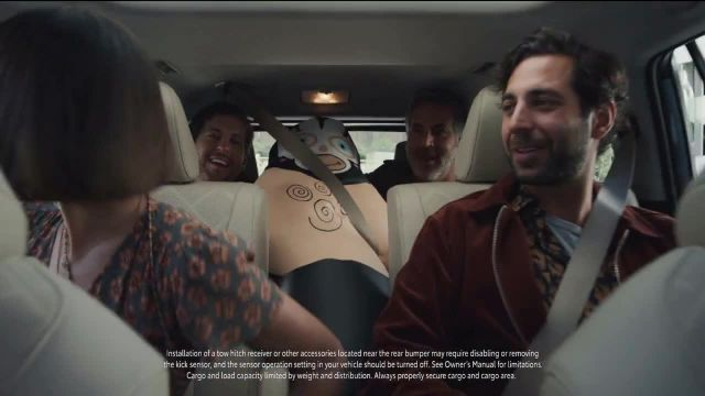 Toyota Highlander TV Commercial Ad 2021, Allies