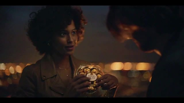 Ferrero Rocher TV Commercial Ad 2021, Rooftop Moments' Song by Shannon LaBrie