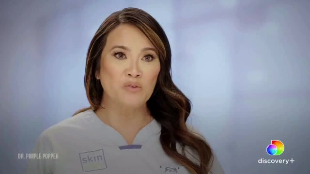 Discovery+ TV Commercial Ad 2021, Dr Pimple Popper