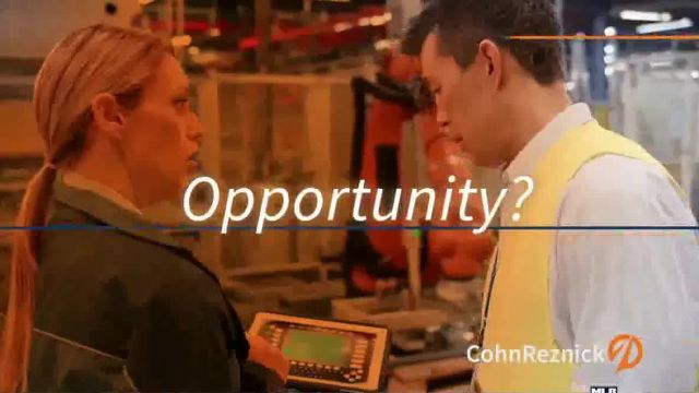 CohnReznick LLP TV Commercial Ad 2021, Challenge or Opportunity