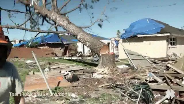 Team Rubicon Disaster Response TV Commercial Ad 2021, When Disaster Strikes