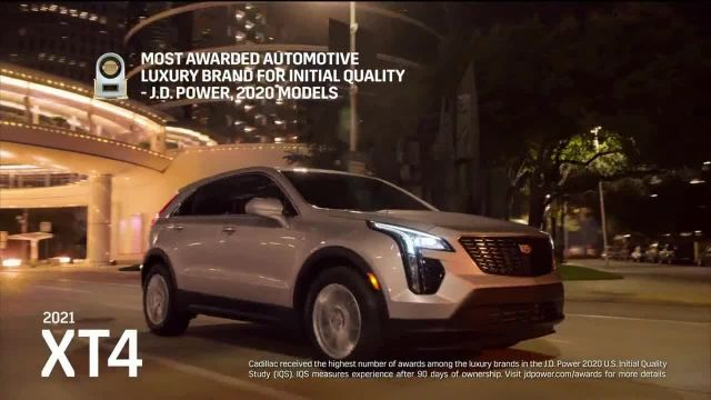 Cadillac TV Commercial Ad 2021, Light Up Your New Year' Song by Run the Jewels
