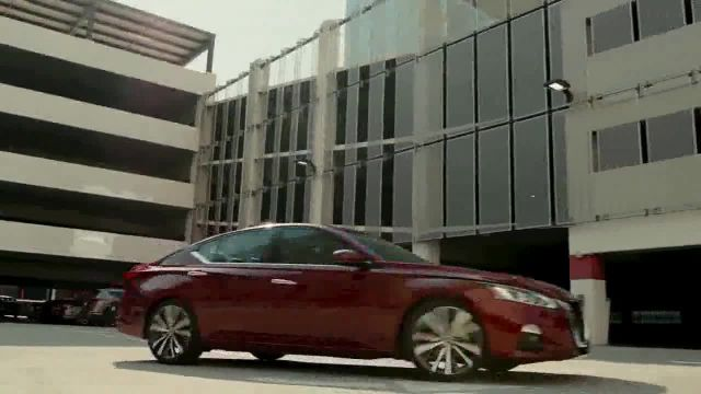 2021 Nissan Altima TV Commercial Ad 2021, Parking Spot' Song by John Rowcroft, Tarek Modi