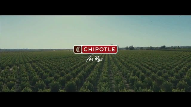 Chipotle 2021 Sper Bowl TV Commercial Ad, Can a Burrito Change the World-