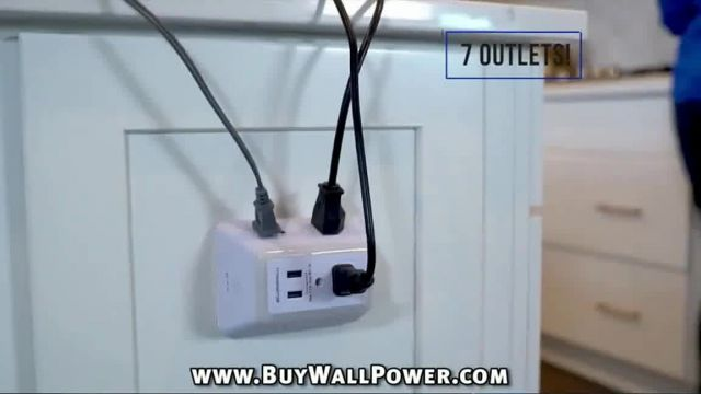 Wall Power TV Commercial Ad 2021, Ultra Fast Charging