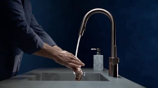 U by Moen Smart Faucet TV Commercial Ad 2021, World of Touch
